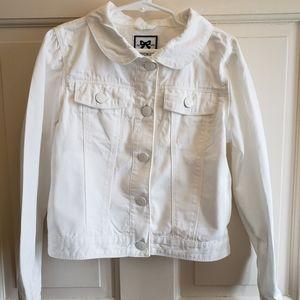 Gymboree jean jacket